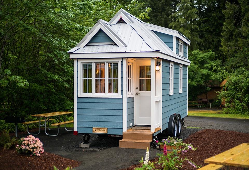 Der Tiny House Trend Moglichkeiten Fur Das Eigenheim Und